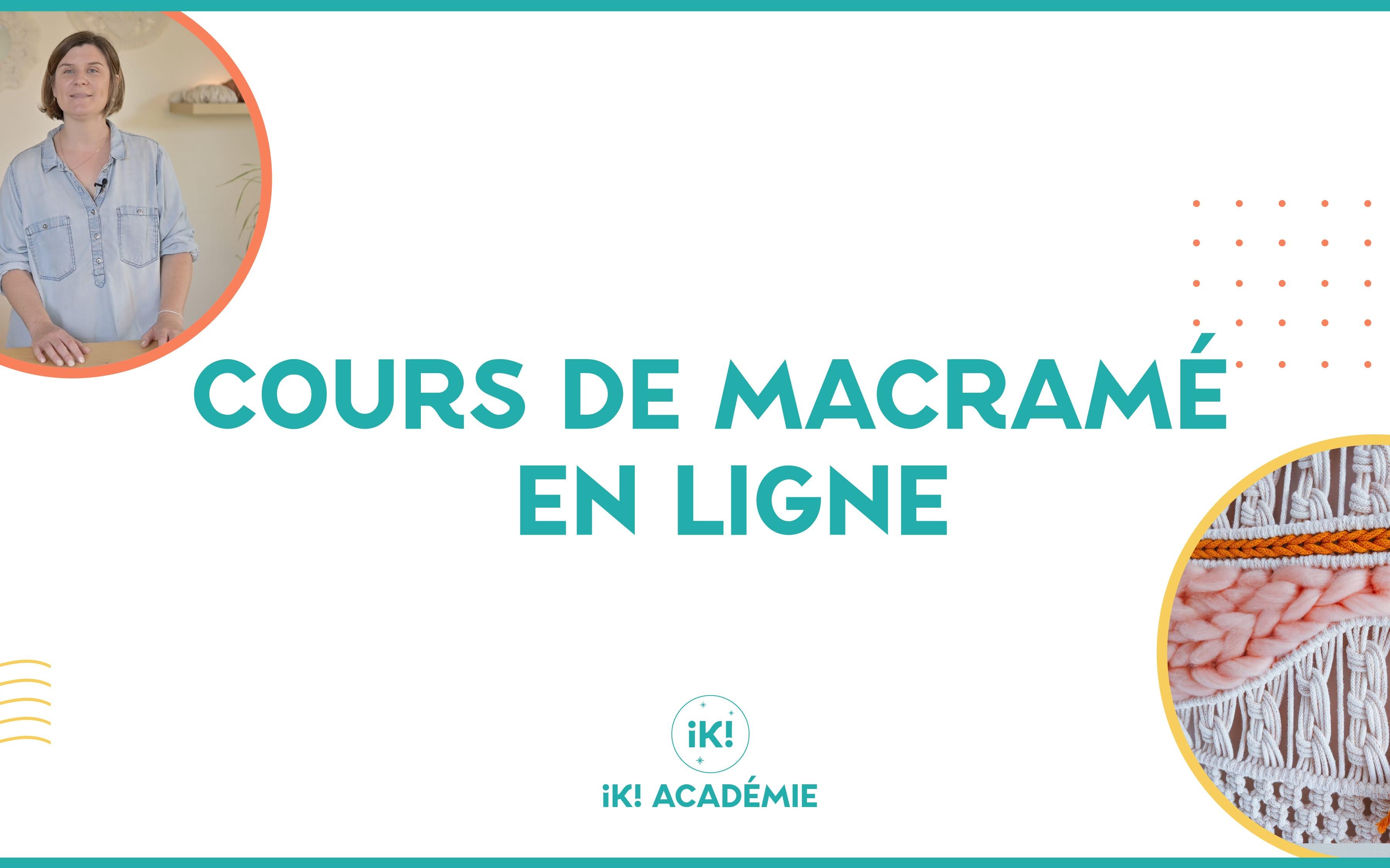 ⭐ Macramé : Je veux apprendre ! ⭐