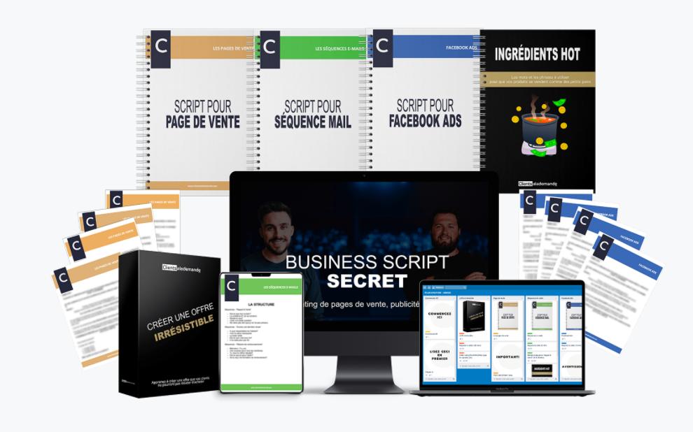 Business Script Secret