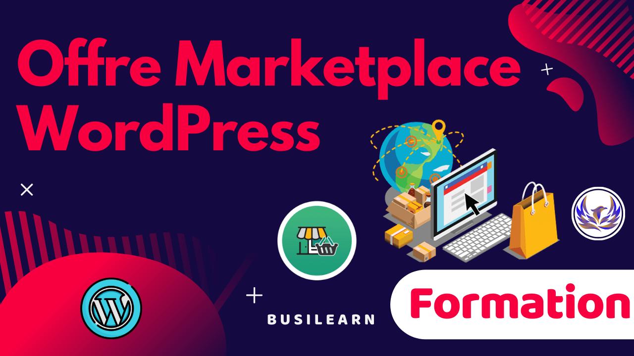 Offre Marketplace WordPress