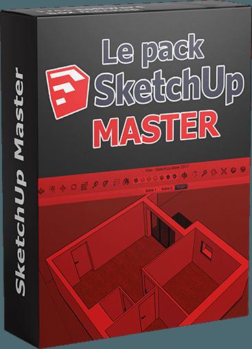 Maîtrisez le logiciel SketchUp de A à Z
