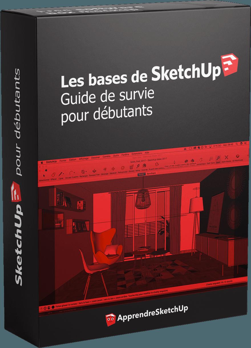 🔔🔔🔔 40% DE COMMISSION sur la formation « Sketchup pour débutants»