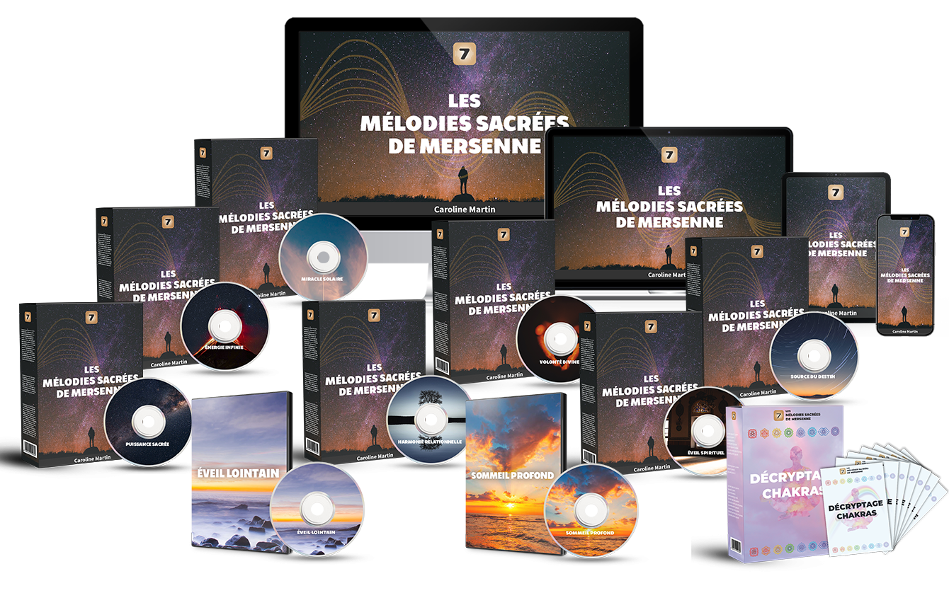 LA NOUVELLE BIG IDEA : les 7 mélodies sacrées de Mersenne