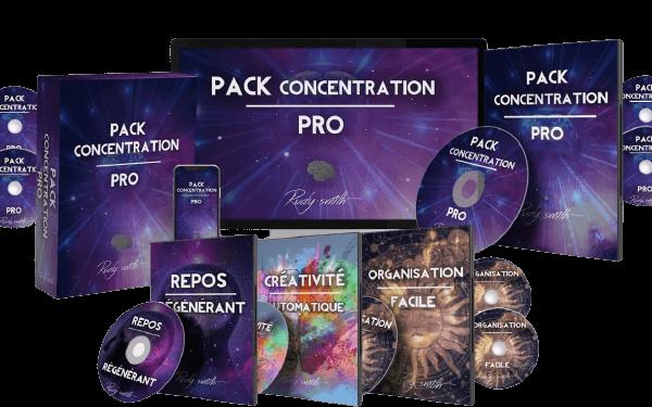 🔮 Pack Concentration Pro - DOUBLER SA CONCENTRATION🔮( 60% COMMISSIONS)