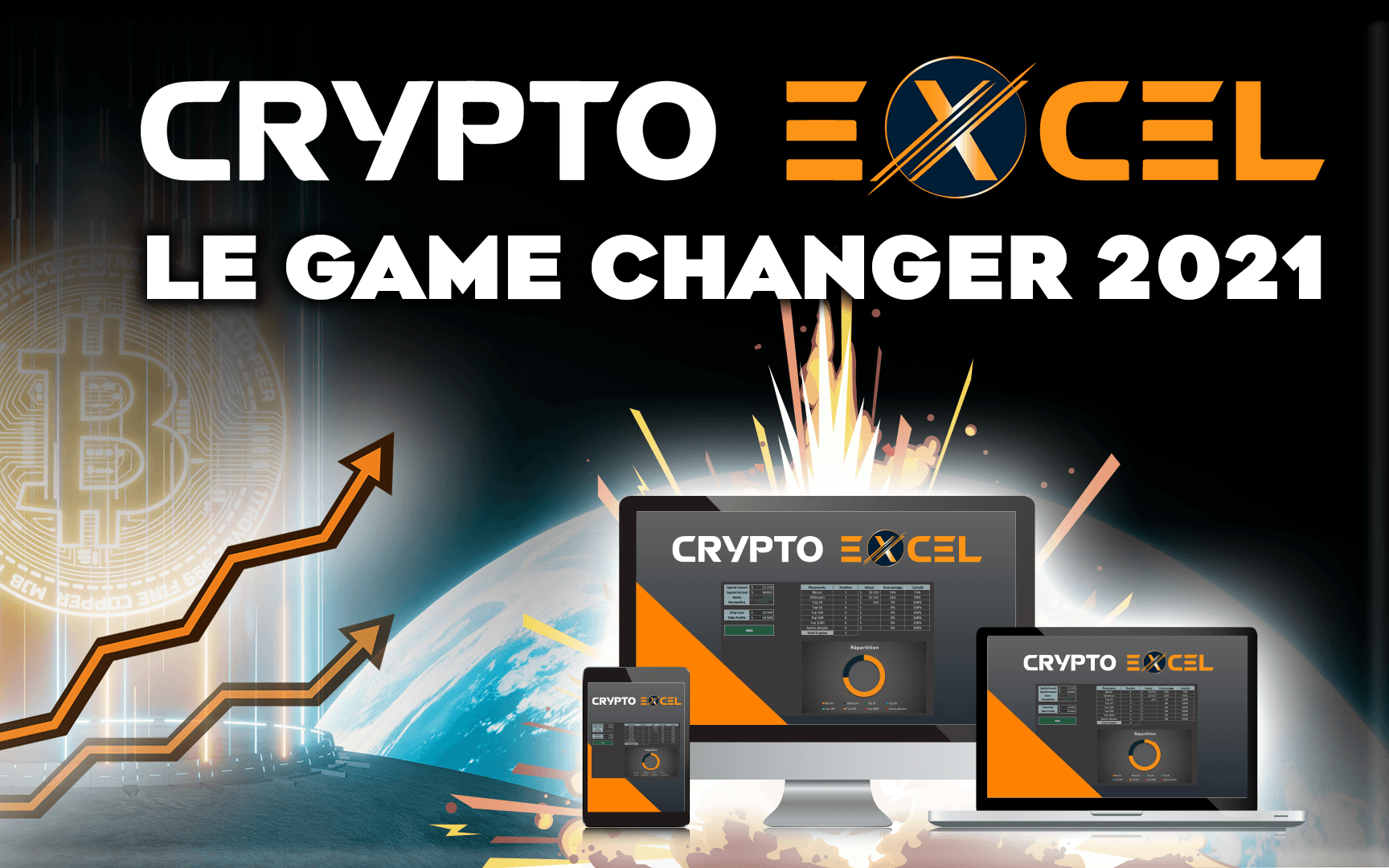 Crypto Excel - le Game Changer 2021