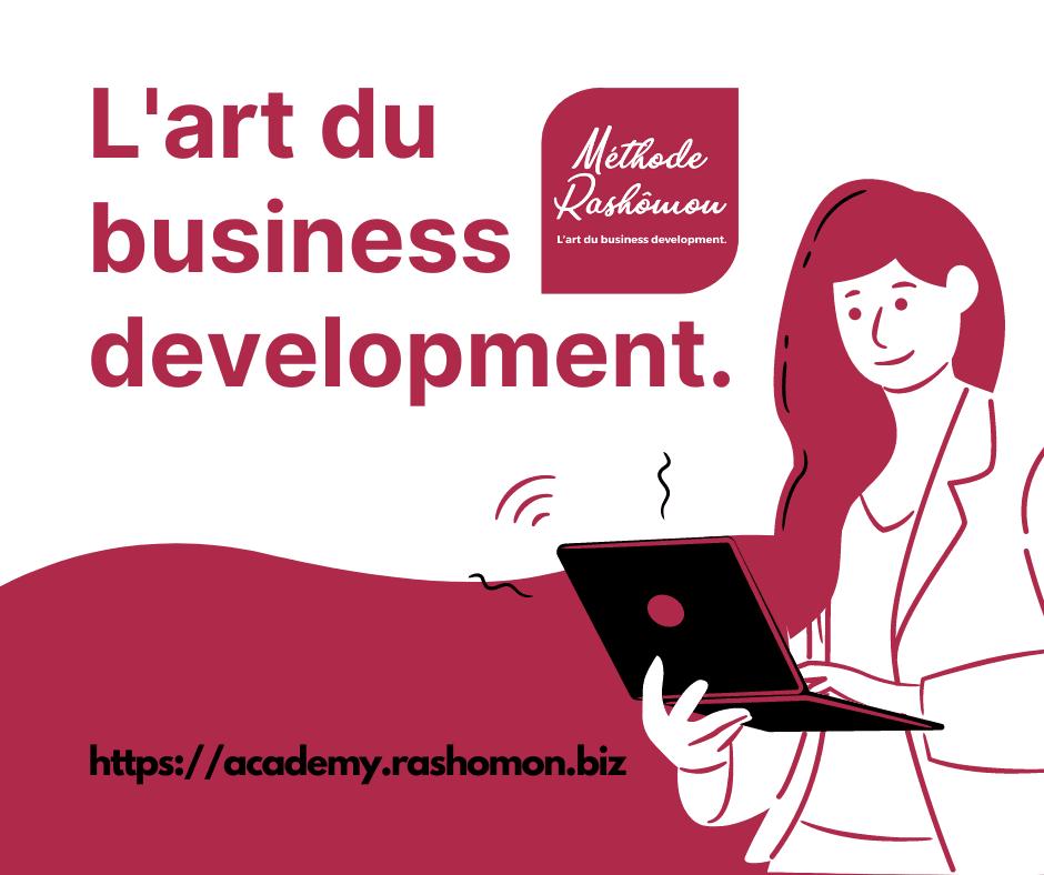 Coaching business development pour les consultants indépendants
