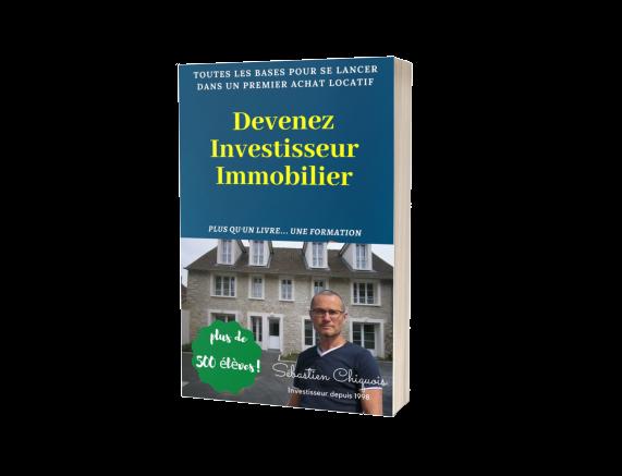 Ebook ''Devenez Investisseur Immobilier''