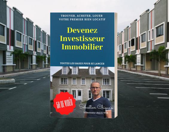 La formation ''Devenez Investisseur Immobilier''