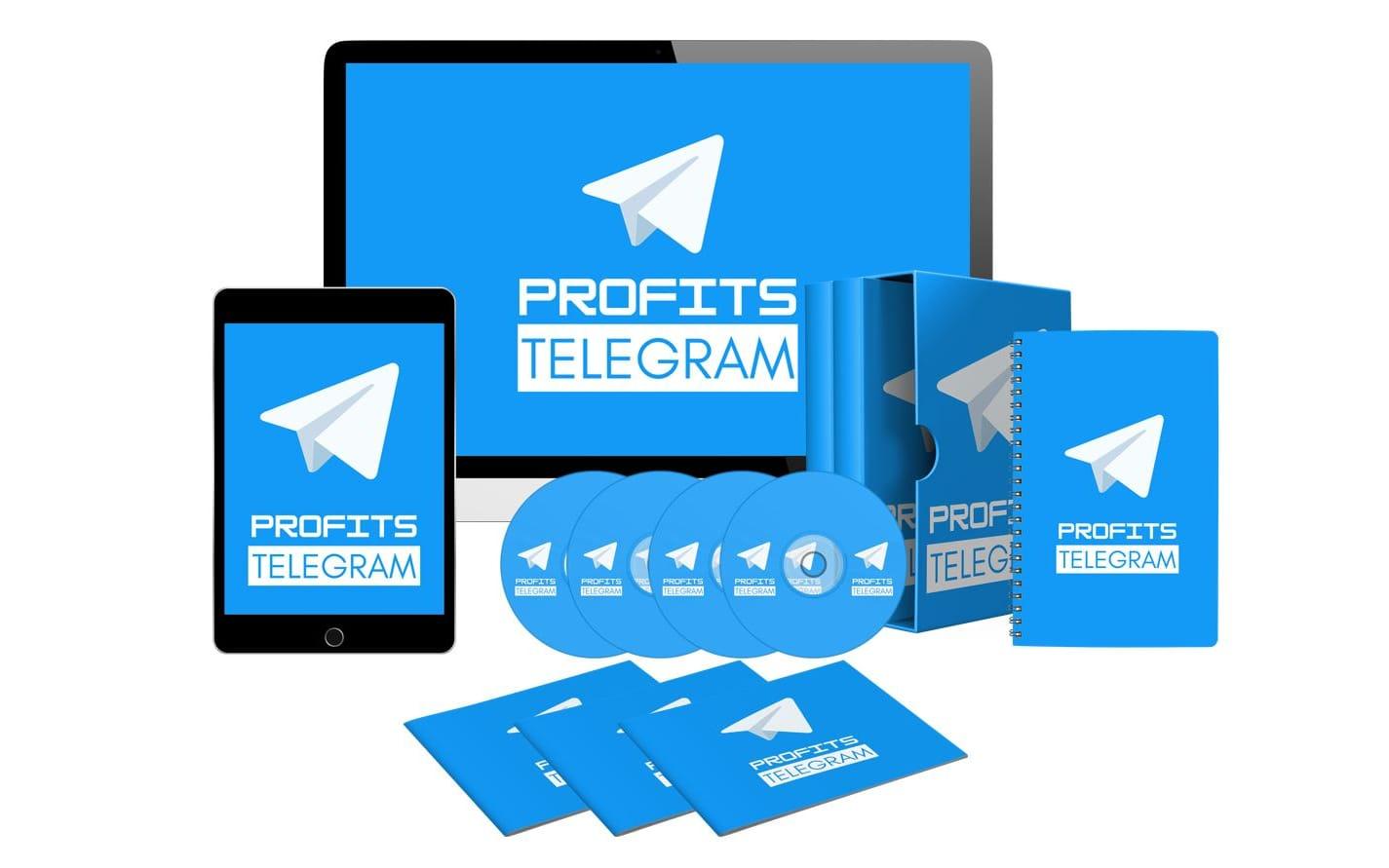 🐋 Profits Telegram (45K € de ventes) : Offre Make Money Incontournable 🐋