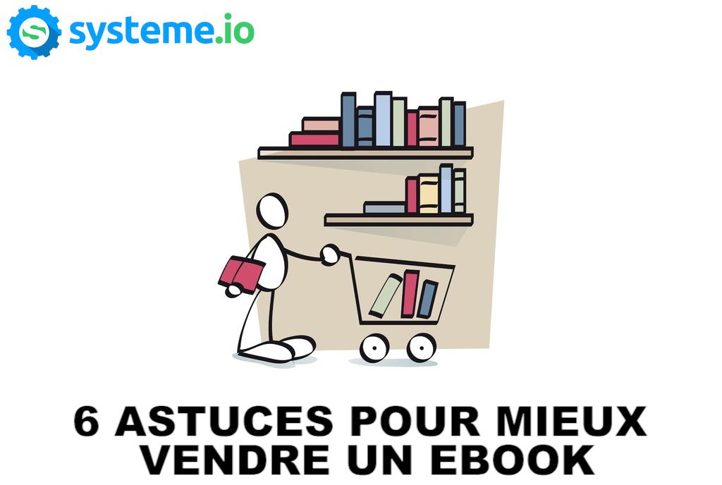vendre ebook