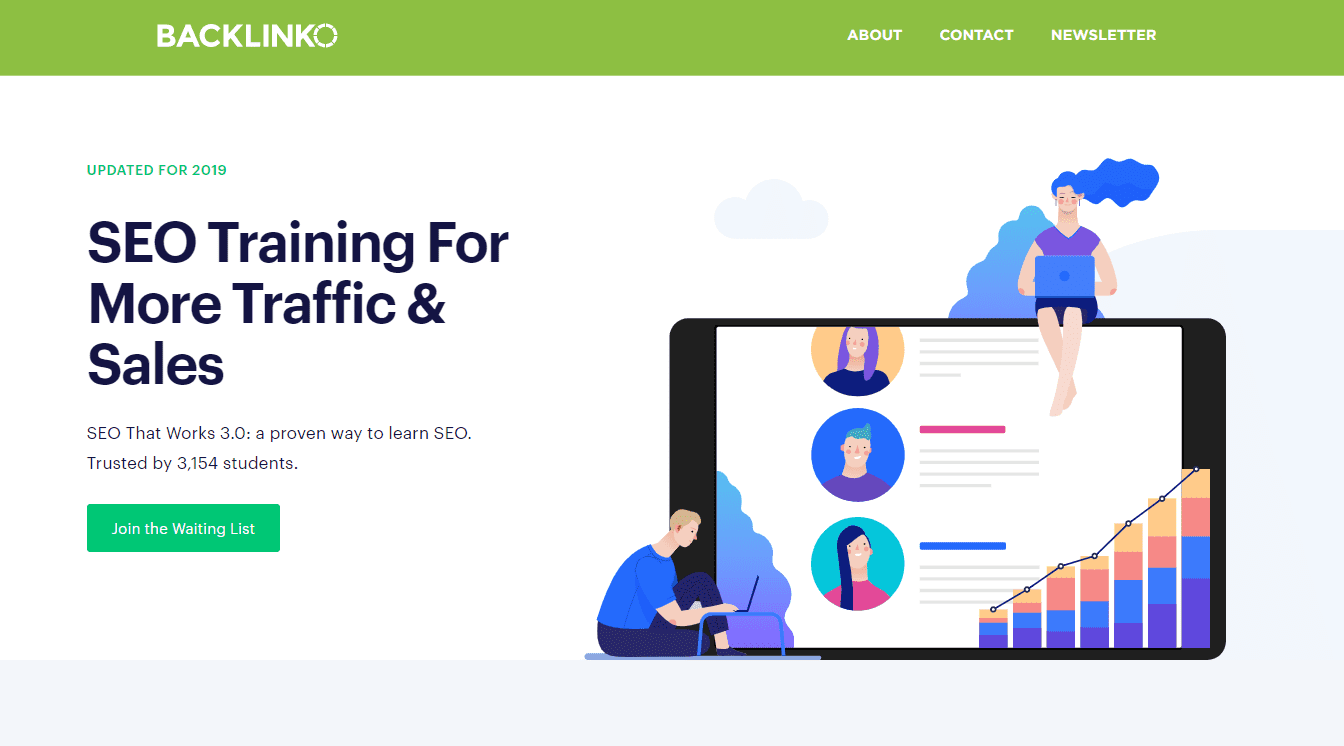 SEO traininig for more traffic