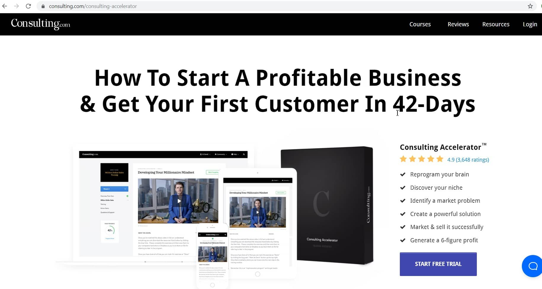 how to start profitable business