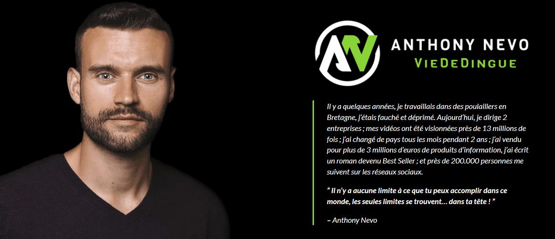 Anthony Nevo