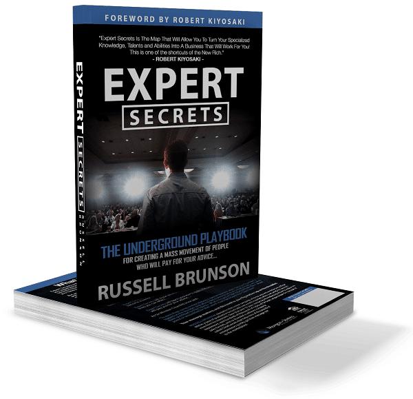 Russell Brunson's Expert Secrets