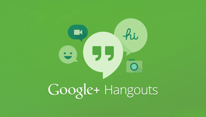Google+ Hangouts logo