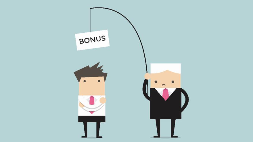 Hidden bonuses