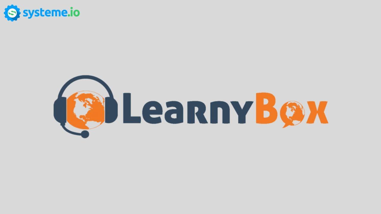 Le logo de LearnyBox