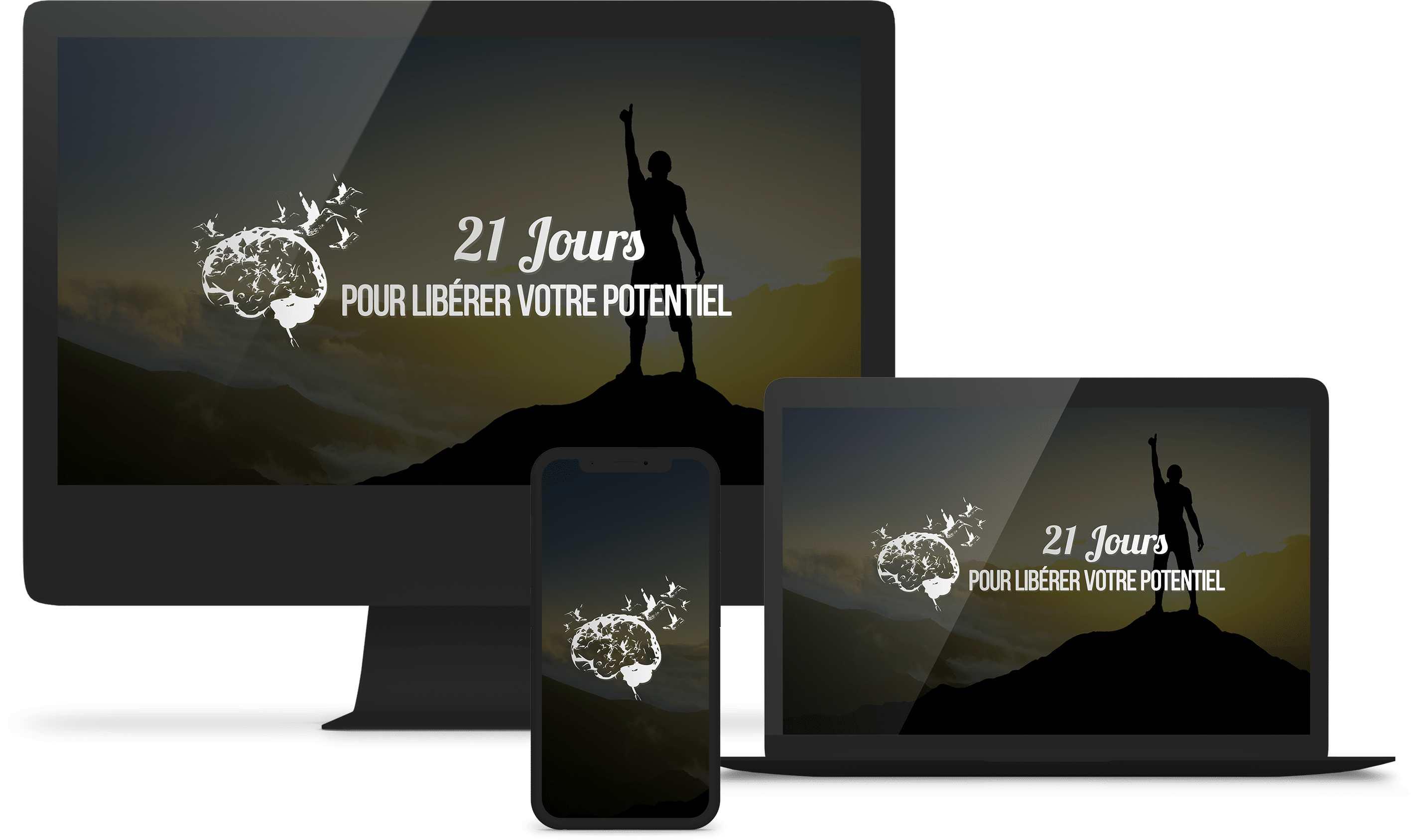 21 JOURS POUR LIBÉRER VOTRE POTENTIEL