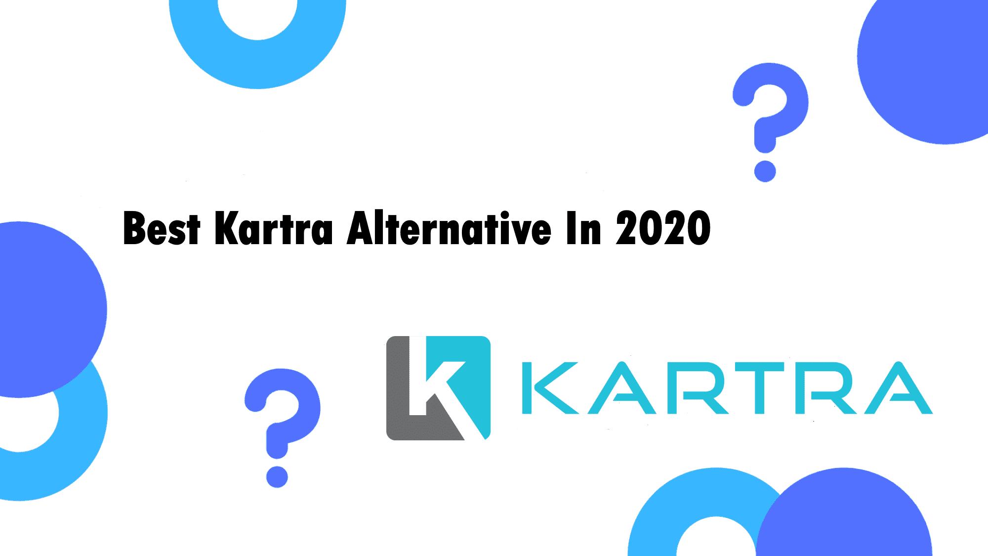 Best Kartra alternative