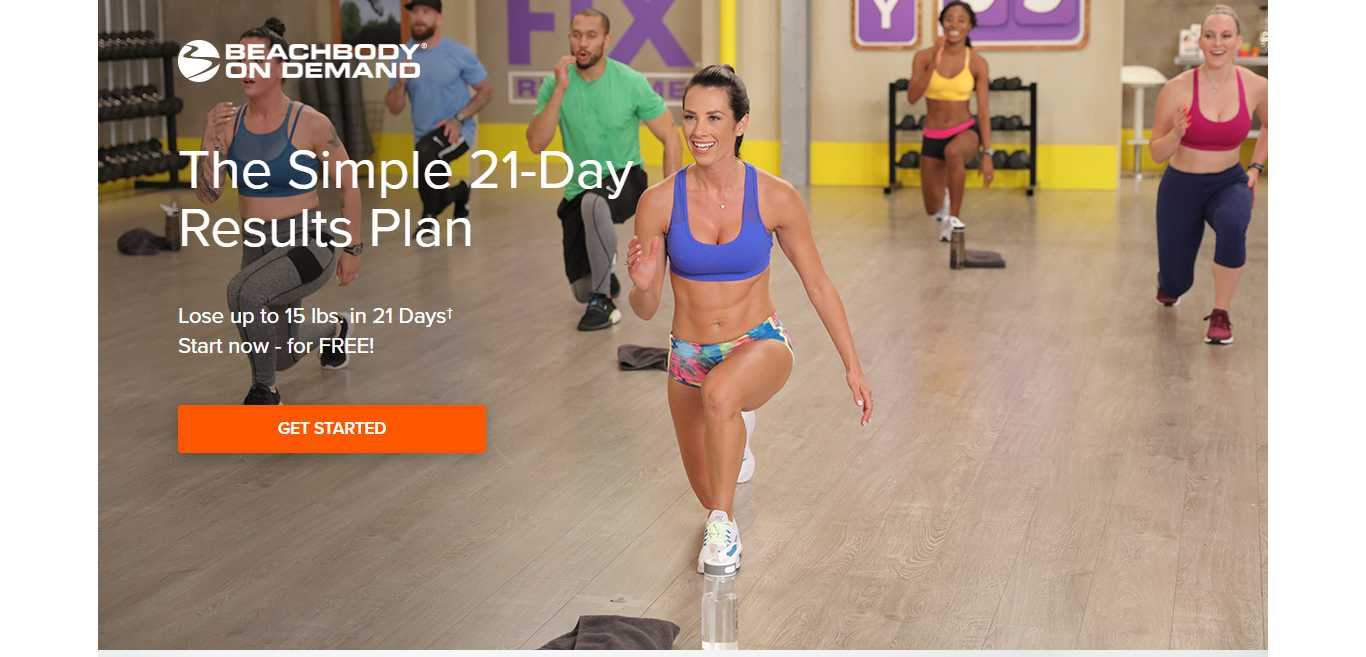 Beach Body 21-Day Fix
