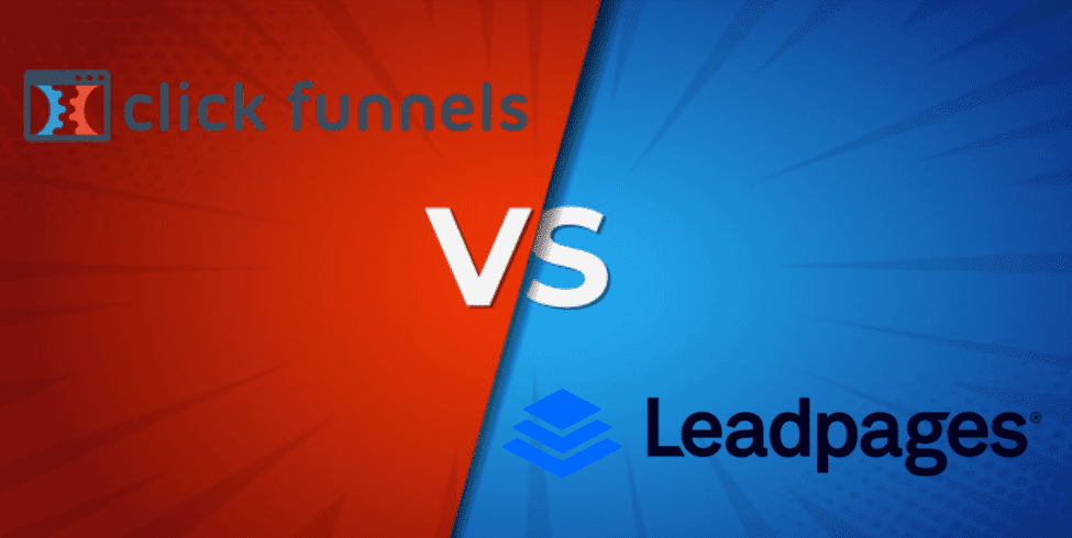 ClickFunnels vs Leadpages