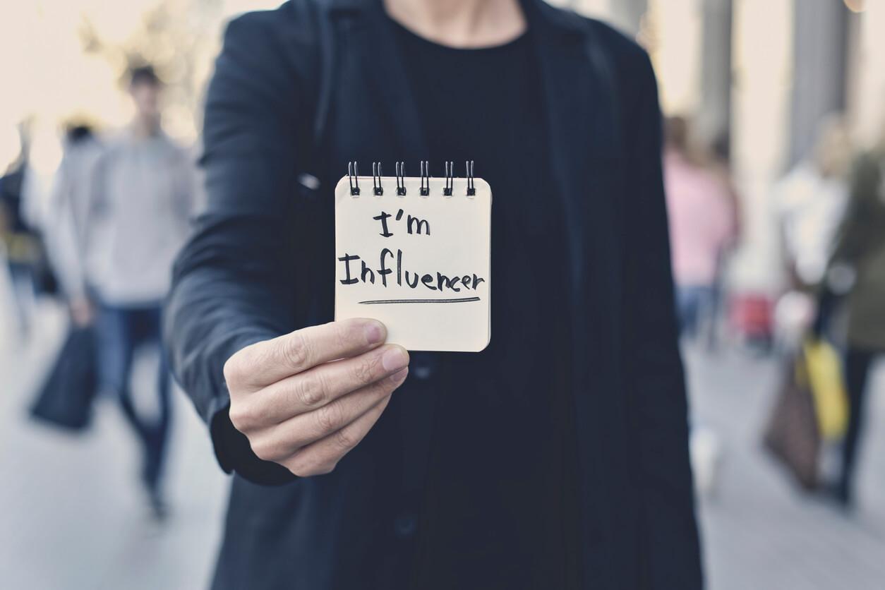 An influencer