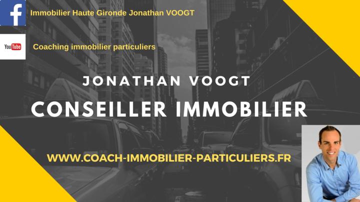 Jonathan VOOGT conseiller immobilier