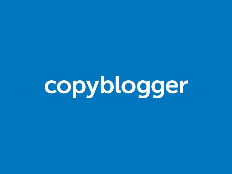 Copyblogger logo