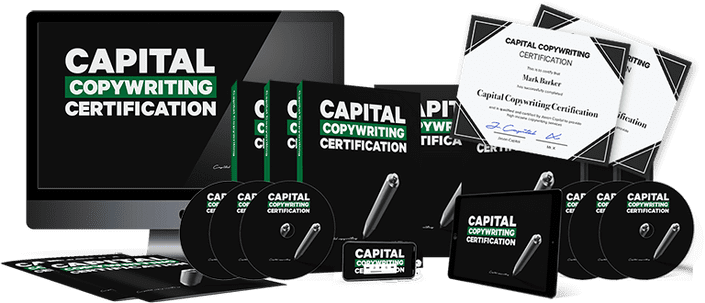 The Capital copywriting certification