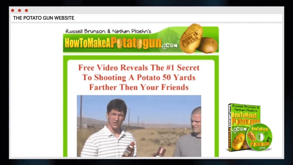 How to Create a Potato Gun