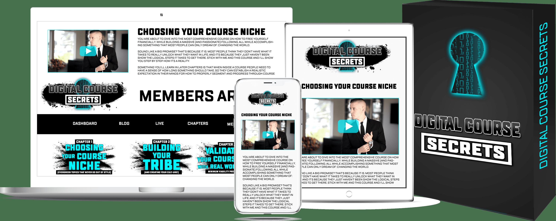 Digital Course Secrets