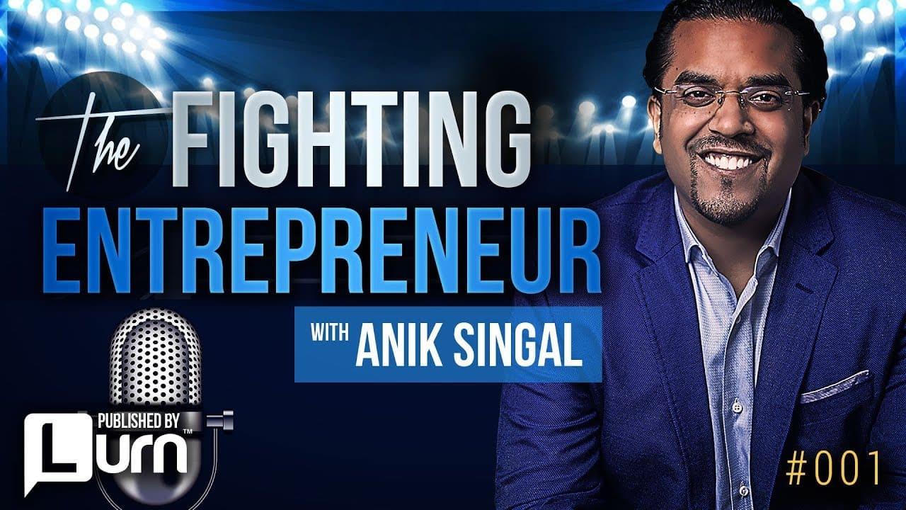 Anik Singal's podcast
