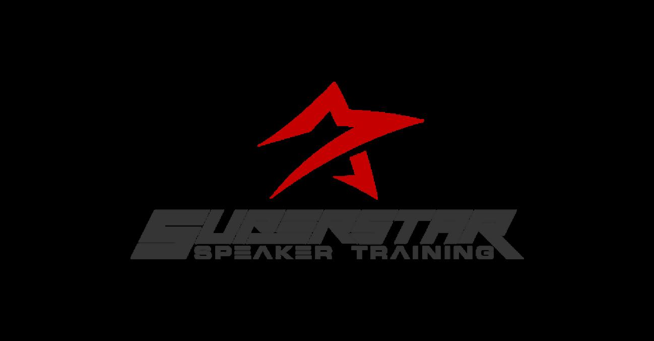 Superstar Speaker training