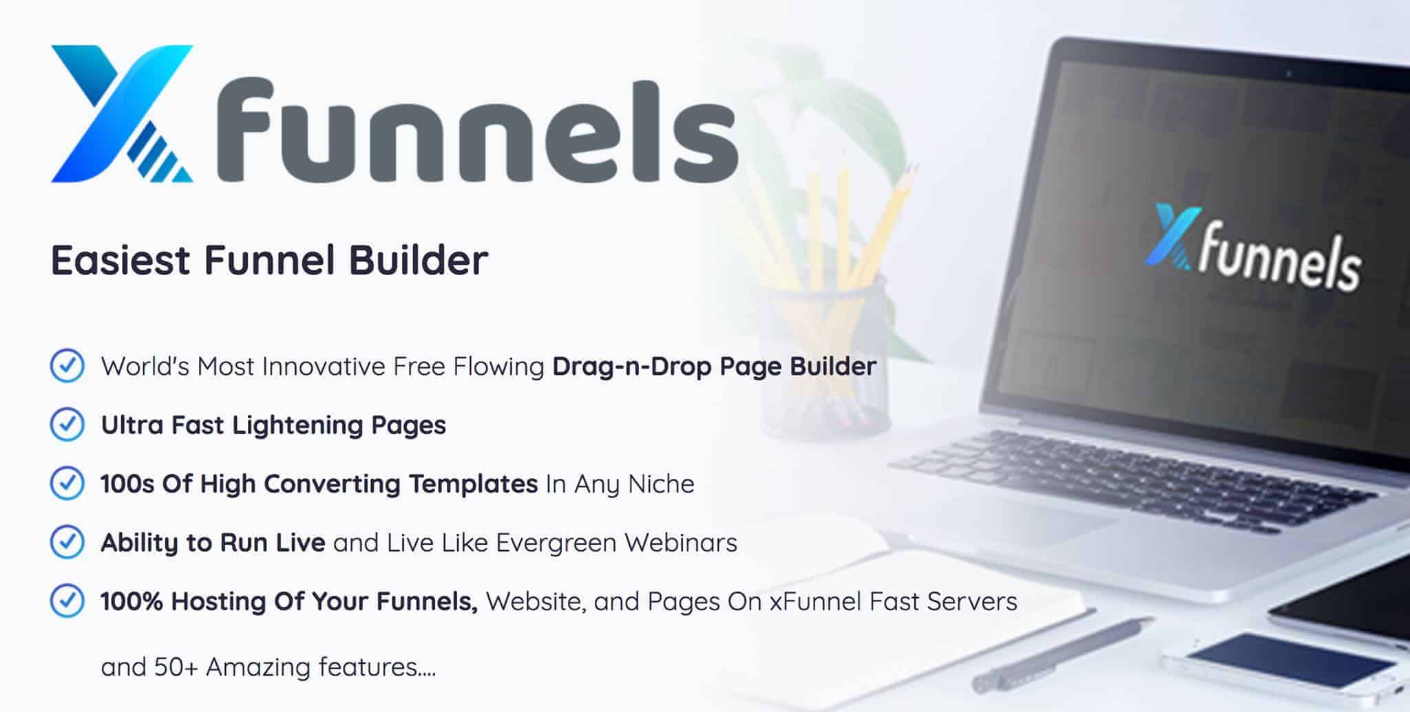 What is XFunnels?