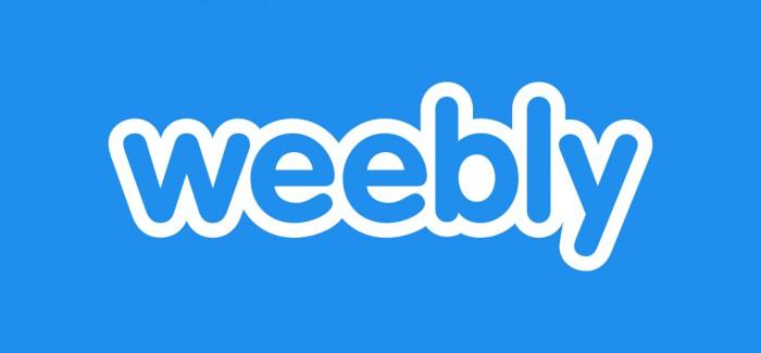 Logo de Weebly