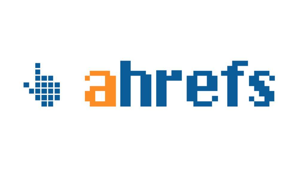 Le logo de Ahrefs