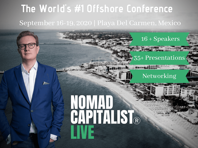 Nomad Capitalist Live Conference