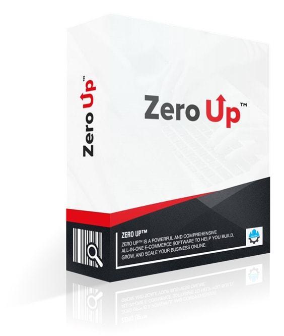 Zero up lab eCommerce software