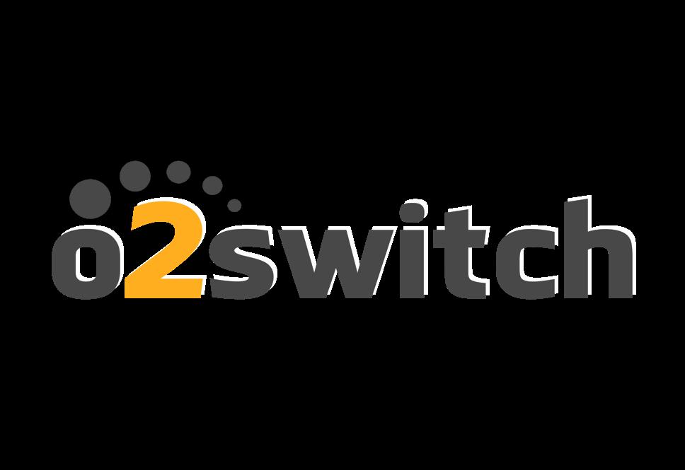 Logo de O2switch