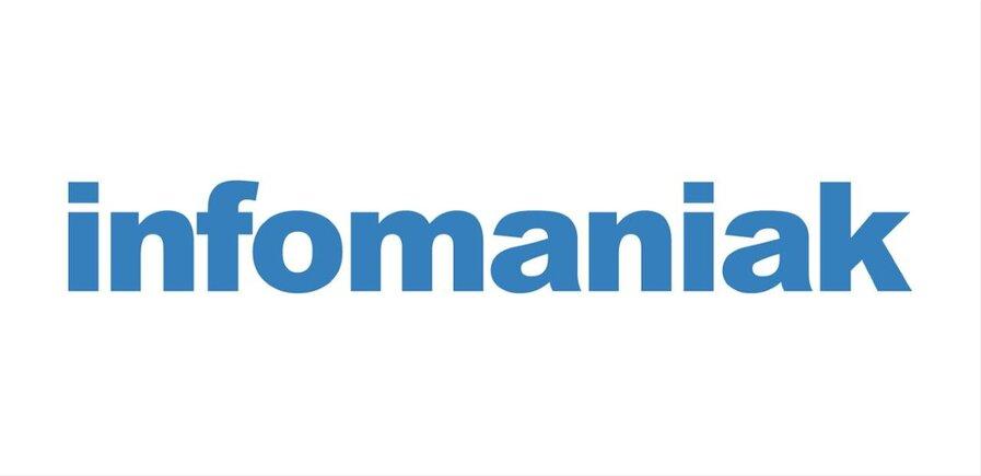 Logo de Infomaniak