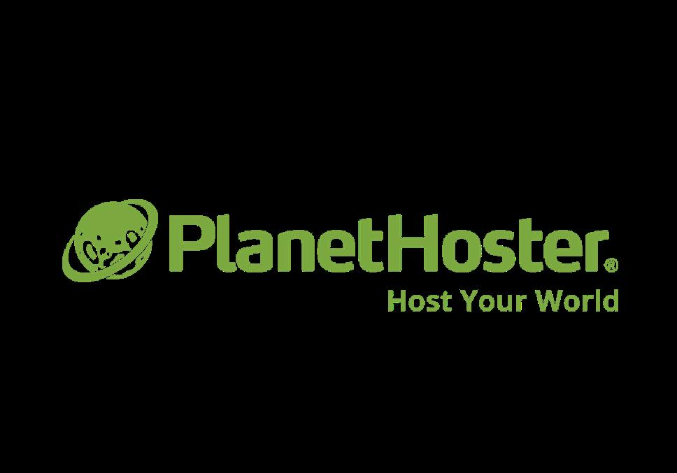 Logo de PlanetHoster