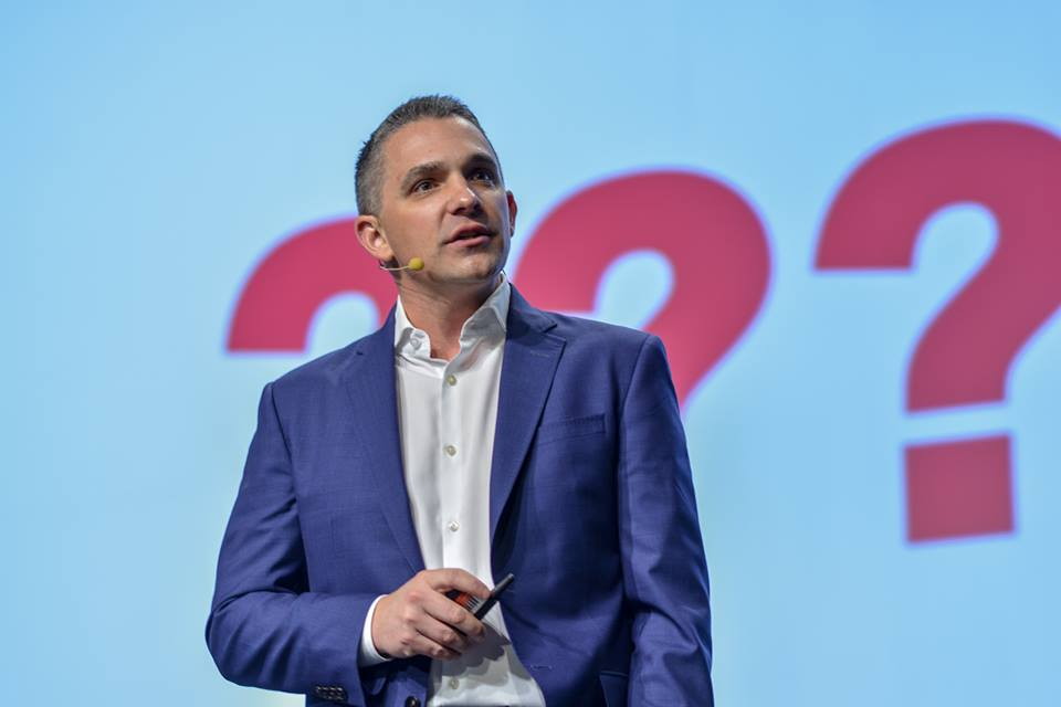Ryan Deiss speaking