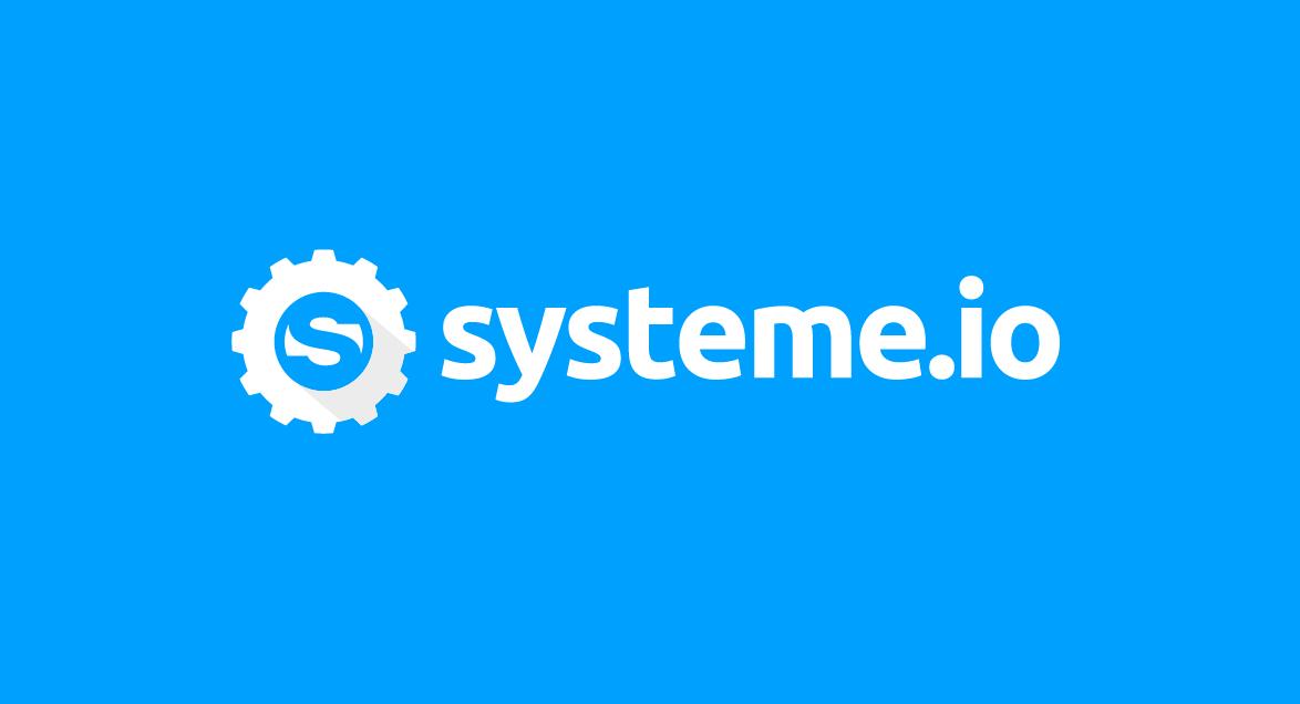 Le logo de systeme.io