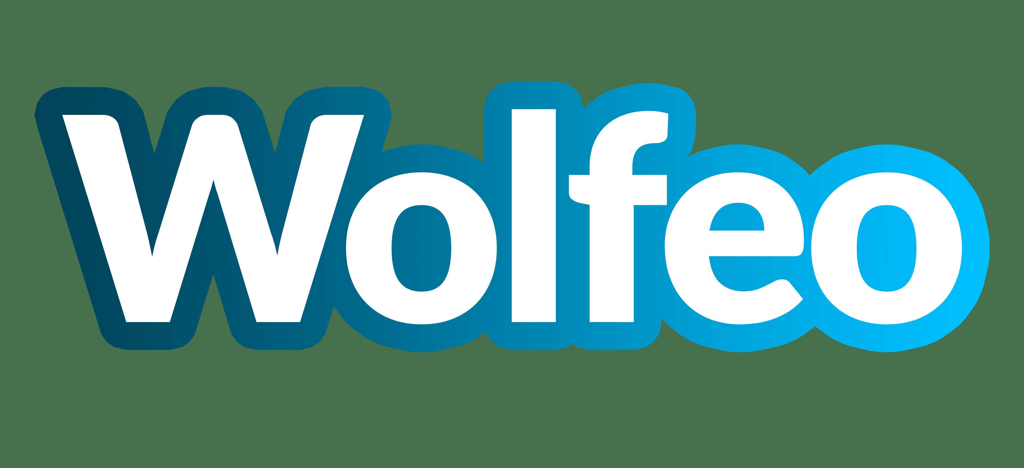 Logo de Wolfeo