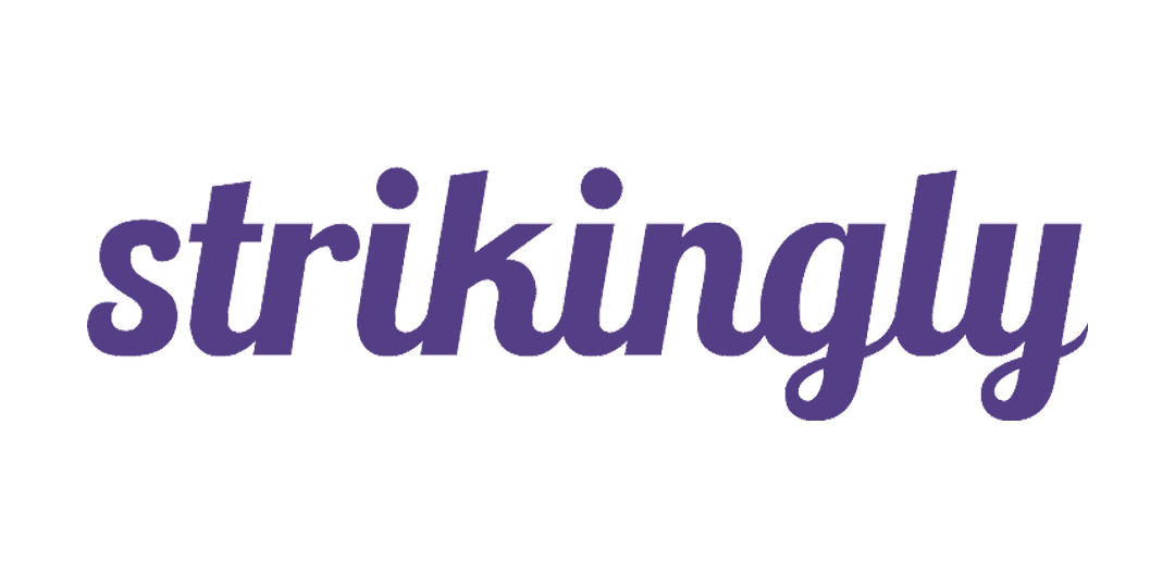 Logo de Strikingly