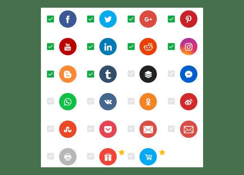 Shopify Social Media Integration