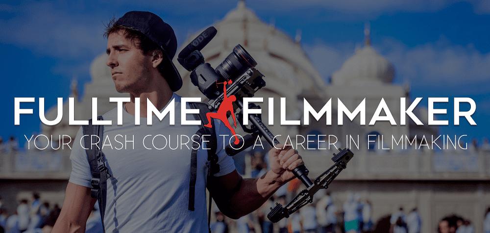 Full Time Filmmaker Logo