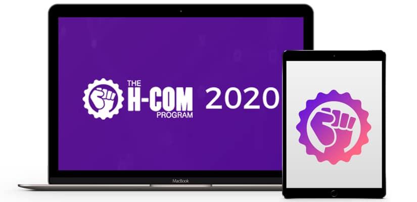 H-Com2020 logo