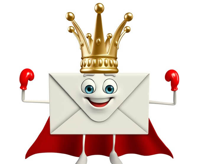 Email is king