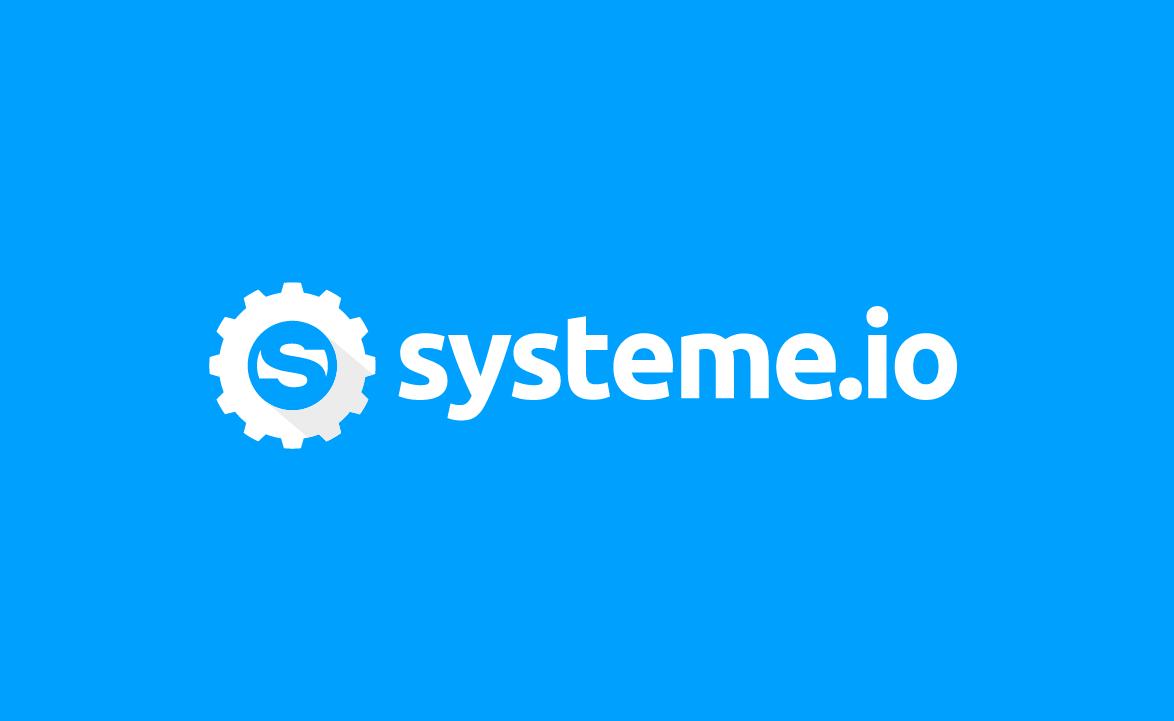 Logotipo do Systeme.io