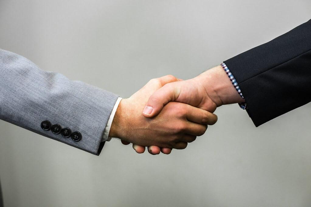 an agreement